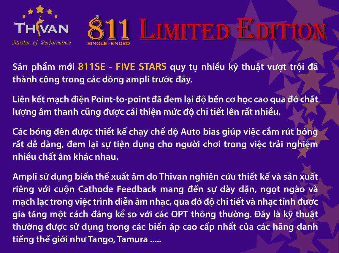 Thivanlabs-811Single-ended-Five-Stars-limited-edition-3