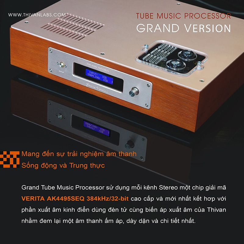 Tube Music Processor – GRAND Version 3