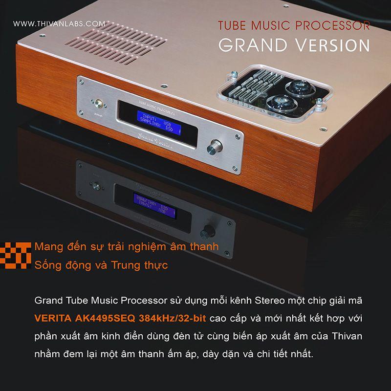 Tube Music Processor – GRAND Version 3