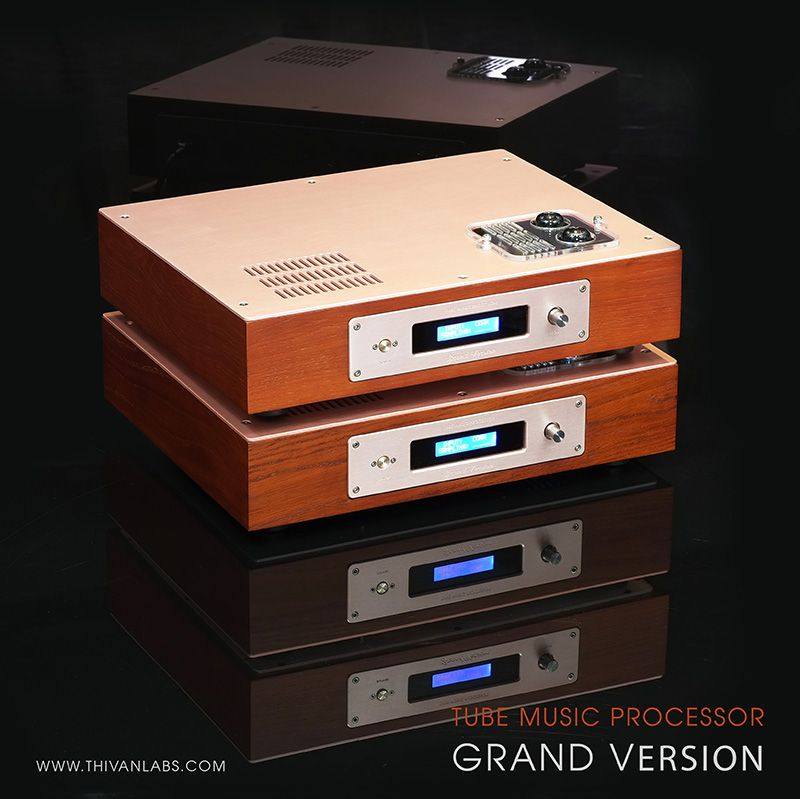 Tube Music Processor – GRAND Version 4