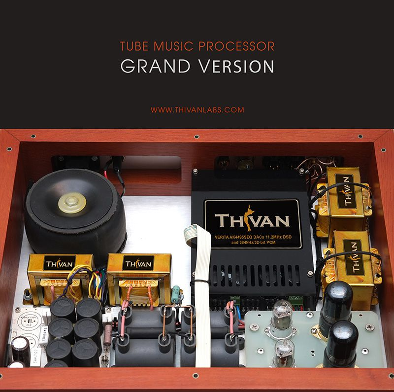 Tube Music Processor – GRAND Version 8