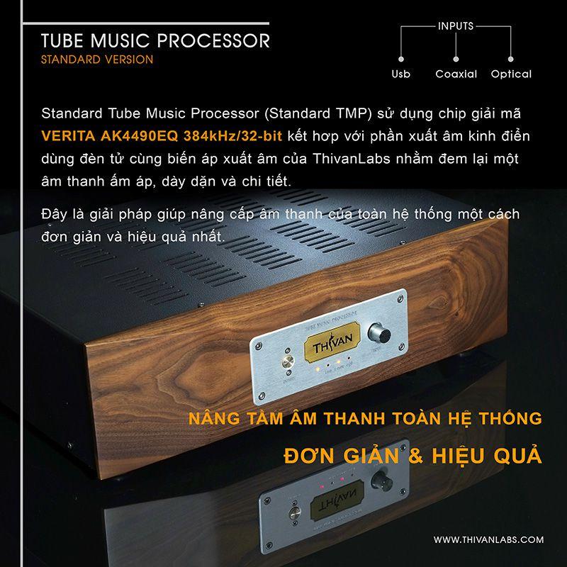 Tube Music Processor – STANDARD-2