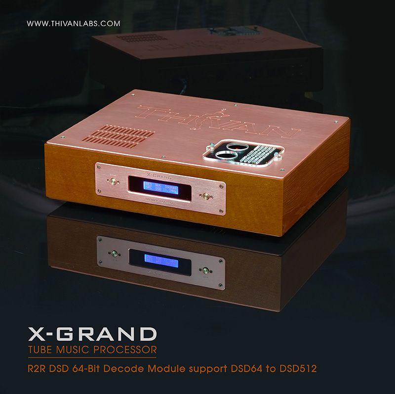 Tube Music Processor X-GRAND - 1