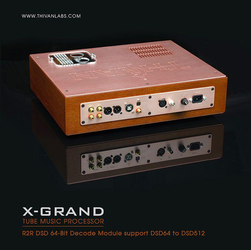 Tube Music Processor X-GRAND – 5