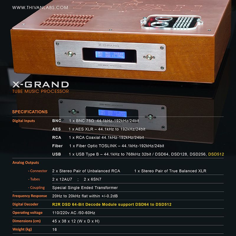 Tube Music Processor X-GRAND – 6
