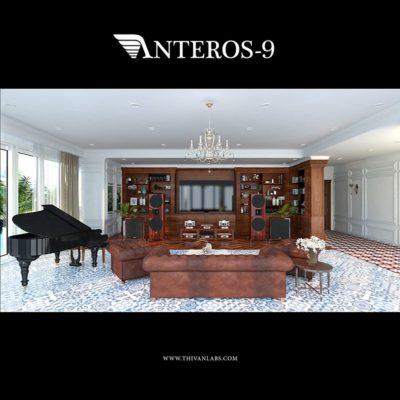 Anteros 9 - 1 cover