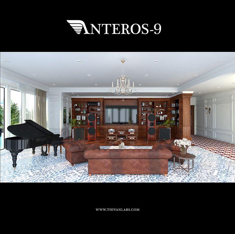 Anteros 9 – 1 cover