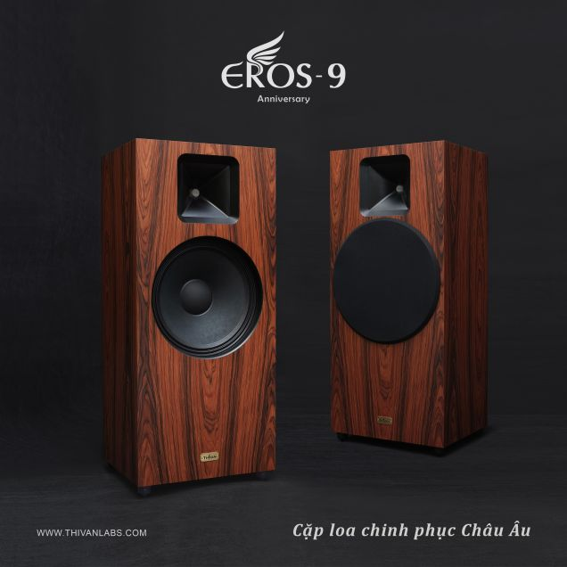 Eros-9 Cover and Hompage