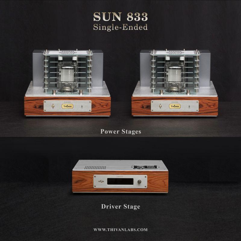 SUN-833 SINGLE-ENDED-DSCF6229 – POWER STAGE