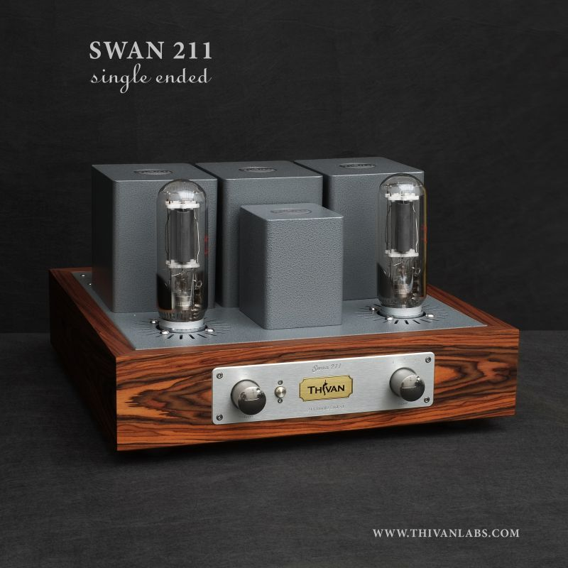 Swan 211 Single-ended – Thivanlabs